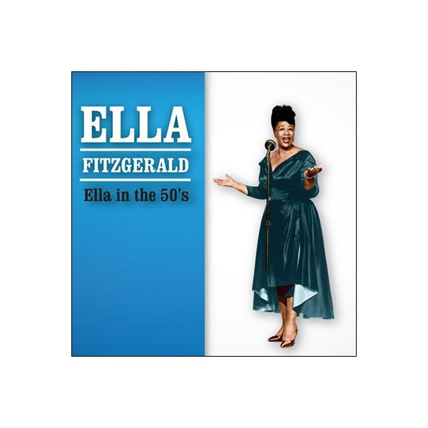 Ella Fitzgerald - Ella In The 50s