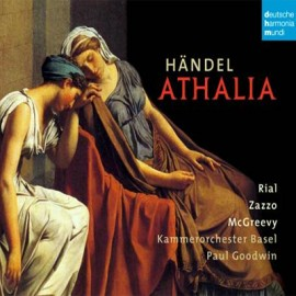 Paul Goodwin - Handel Athalia