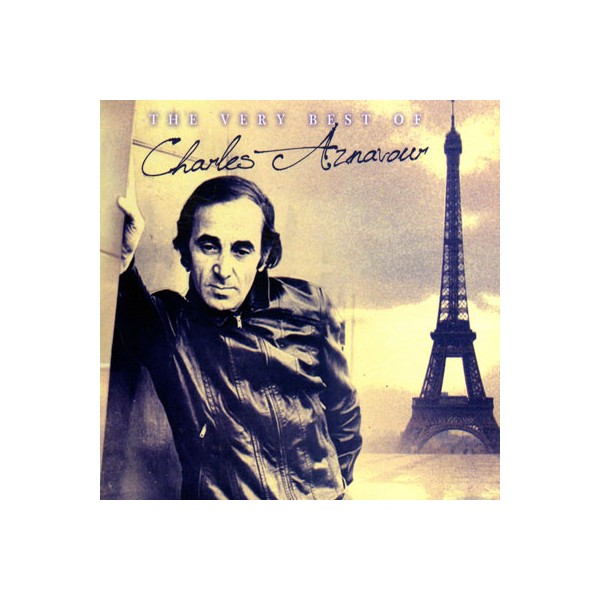 The Very Best Of - Charles Aznavour
