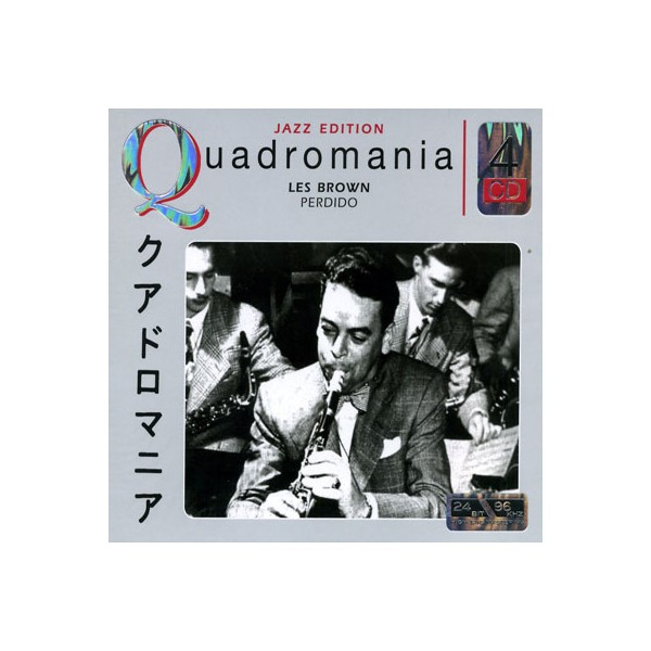 Quadromania - Les Brown