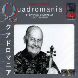 Quadromania - Stephane Grappelli