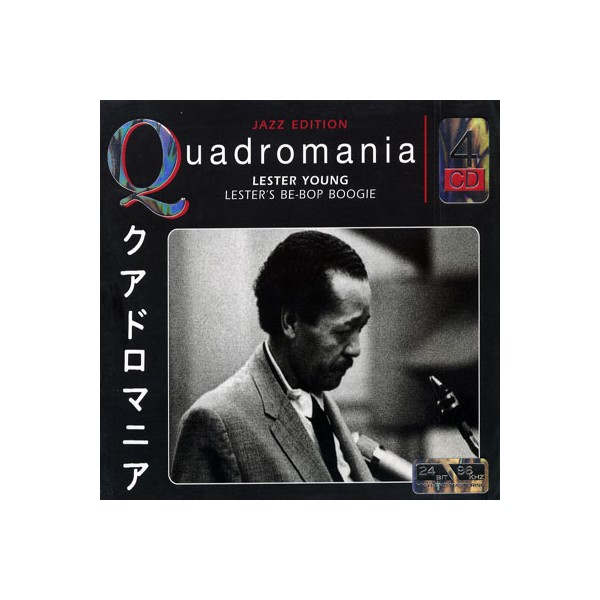 Quadromania - Lester Young