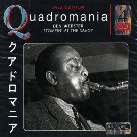 Quadromania - Ben Webster