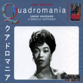 Quadromania - Sarah Vaughan