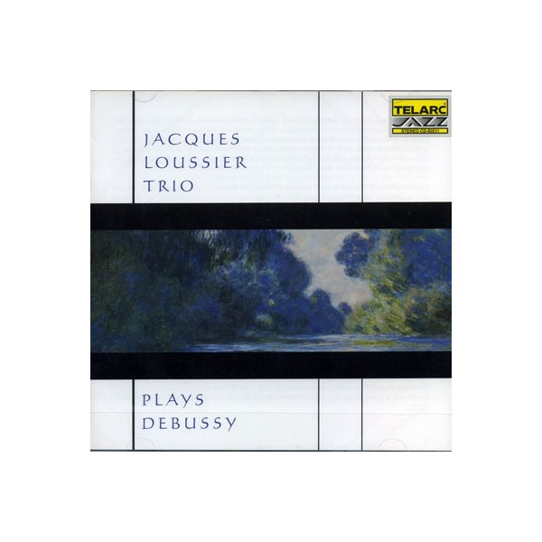 Jacques Loussier - Plays Debussy