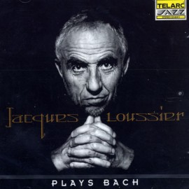 Jacques Loussier - Plays Bach