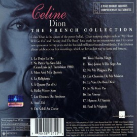 Celin Dion - The French Collection