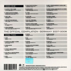 Sensation - The Official Compilation - Germany 2007/2008