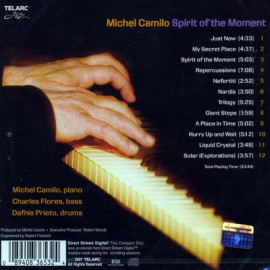 Michel Camilo - Spirit Of The Moment