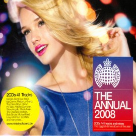 Ministry Of Sound - The Annual 2008