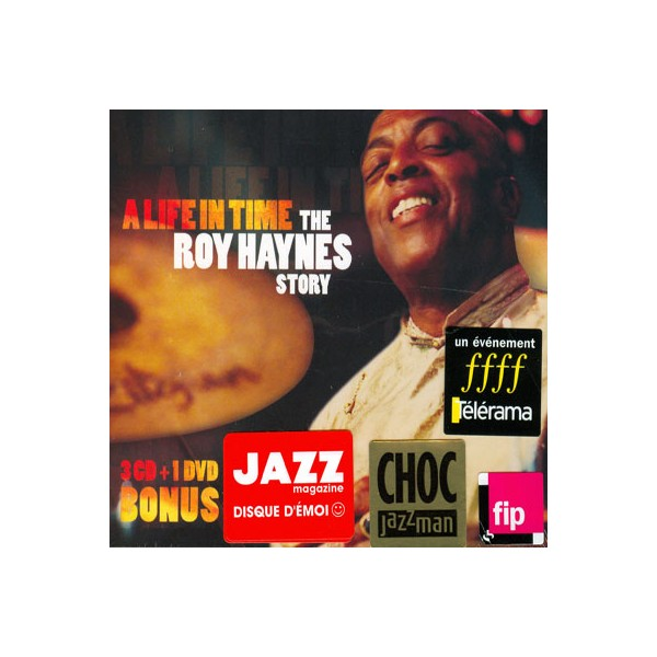 Roy Haynes - A Life in Time (The Roy Haynes Story)
