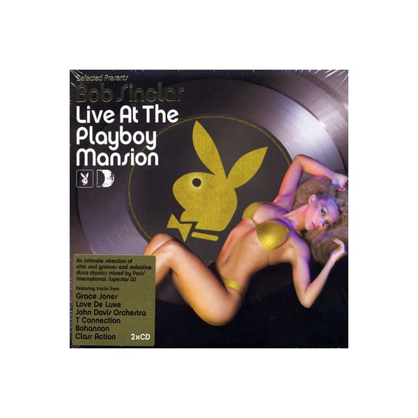 Bob Sincler - Live At The Playboy Mansion