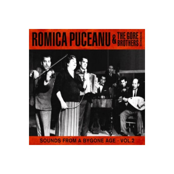 Romica Puceanu - Sounds From A Bygone Vol 2