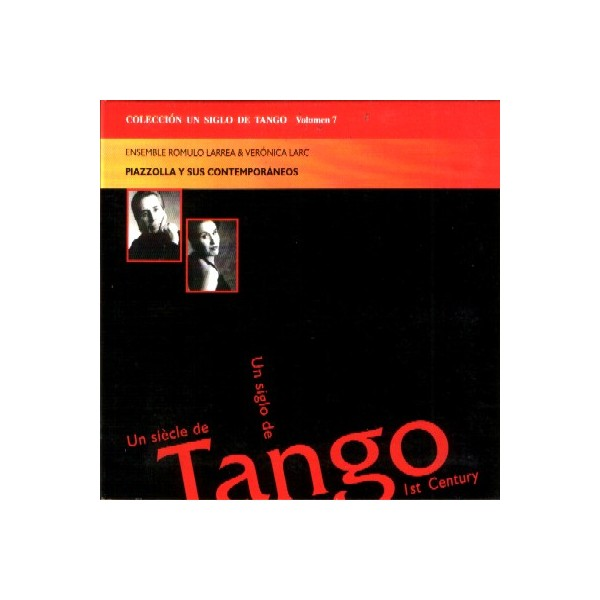 CollectionUn Siglo - Tango Volumen7