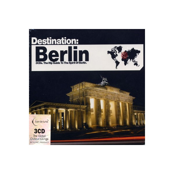 Various Artists - Destination: Berlin