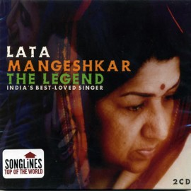 Lata Mangeshkar - The Legend