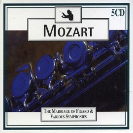 The Marriage of Figaro - Varios Symphonies - Mozart