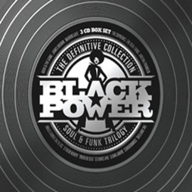 Black Power - The Definitıve Collection - Soul - Funk Trilogy