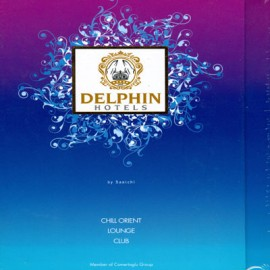 Delphin Hotels - Chill Orient Lounge Club (3 CD)