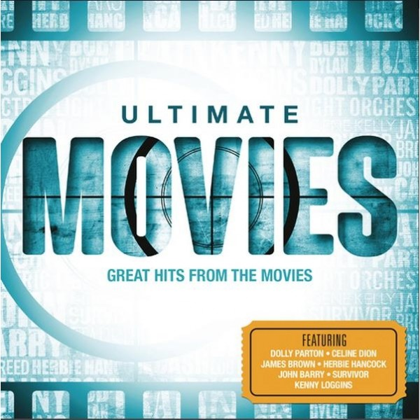 Ultimate Movies - Great Hits From The Movies (4 CD)