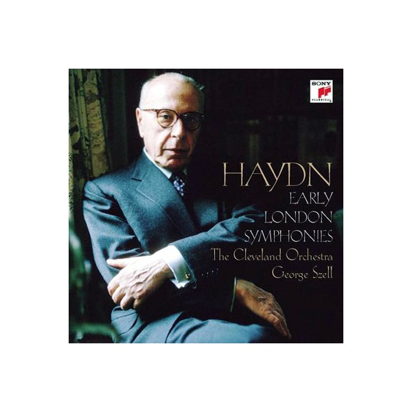 George Szell , Cleveland Orchestra - Haydn: Early London Symphonies