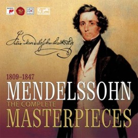 Felix Mendelssohn Bartholdy - The Complete Masterpieces (30 CD)