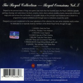 Royal Occasions Vol 1 - Music For The Royal Collection