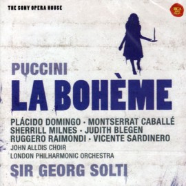 The Sony Opera House - Sir Georg Solti - Puccini La Boheme