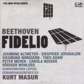 The Sony Opera House - Kurt Masur - Beethoven Fidelio