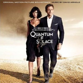 James Bond - Quantum Of Solace (Original Motion Picture Soundtrack)
