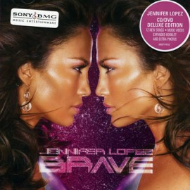 Jennifer Lopez - Brave (CD DVD) Deluxe Edition