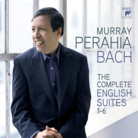 Murray Perahia - Bach: The English Suites