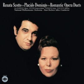 Placido Domingo - Romantic Opera Duets
