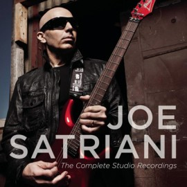 Joe Satriani - The Complete Studio Recordings