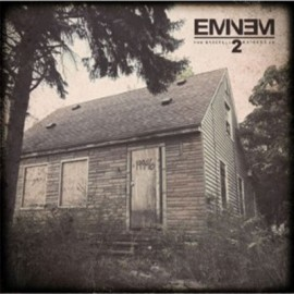 Eminem - The Marshall Mathers LP2 (Lisansiye Versiyonu)
