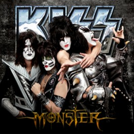 Kiss - Monster (Special Edition 3D Lenticular Cover)