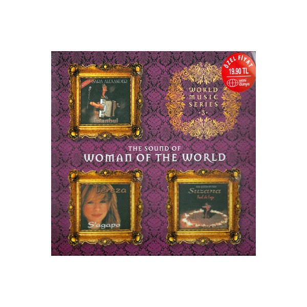 World Music Series - 3 / Woman Of The World