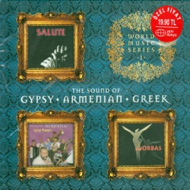 World Music Series - 1 / Gypsy - Armenian - Greek
