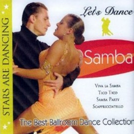 The Best Ballroom Dance Collection - Samba