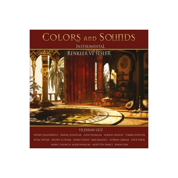 Colors And Sounds - Renkler ve Sesler