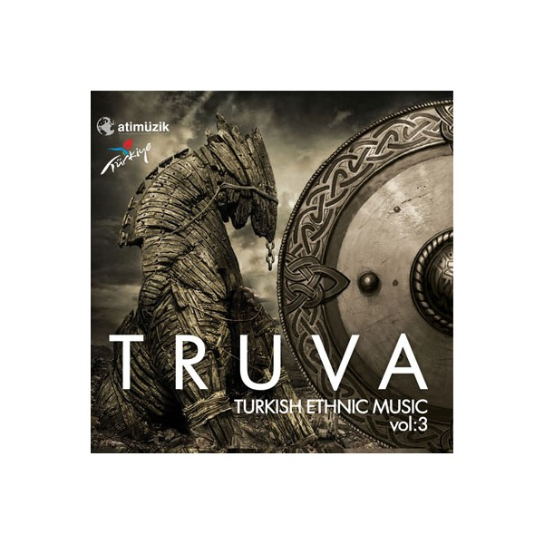 Truva - Turkish Ethnic Folk Music Vol.3