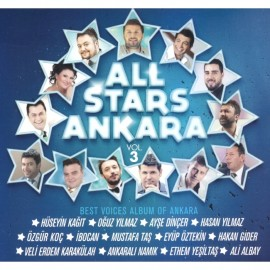 All Stars Ankara  - Volume 3