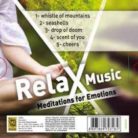 Relax - Meditations For Emotions
