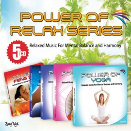 Power Of Relax Series - Power Of Relax Series