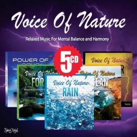 Voice Of Nature - 5 CD