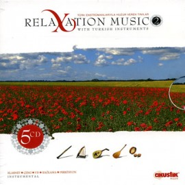 Relaxation Music - Relaxation Music 2 (5li Set)