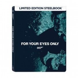 James Bond  - Senin Gözlerin İçin-Limited Edition Steelbook