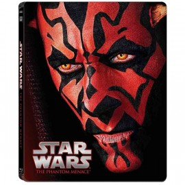 Star Wars - The Phantom Menace EP.1 (Limited Edition Steel Book)