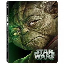 Star Wars - Attack Of The Clones EP.2 (Limited Edition Steel Book)
