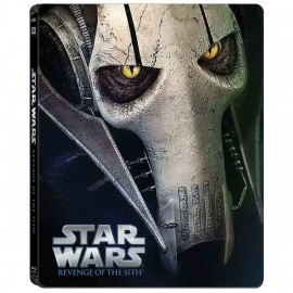 Star Wars - Revenge Of The Sith EP.3 (Limited Edition Steel Book)